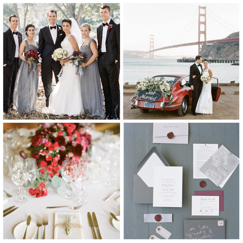 Elegant Late Summer Wedding at Cavallo Point