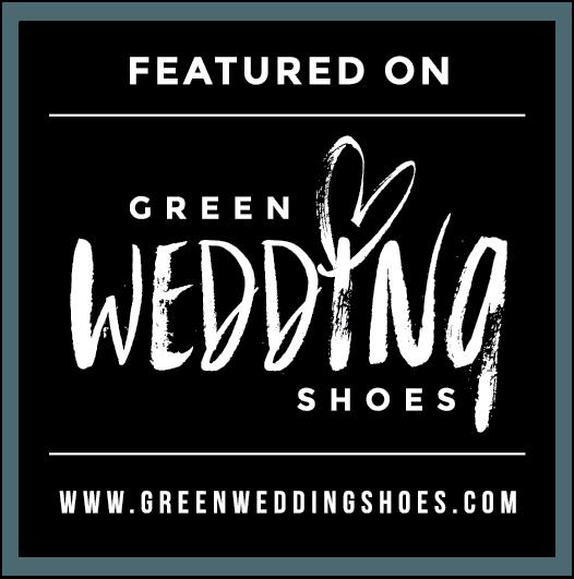 green-wedding-shoes-logo