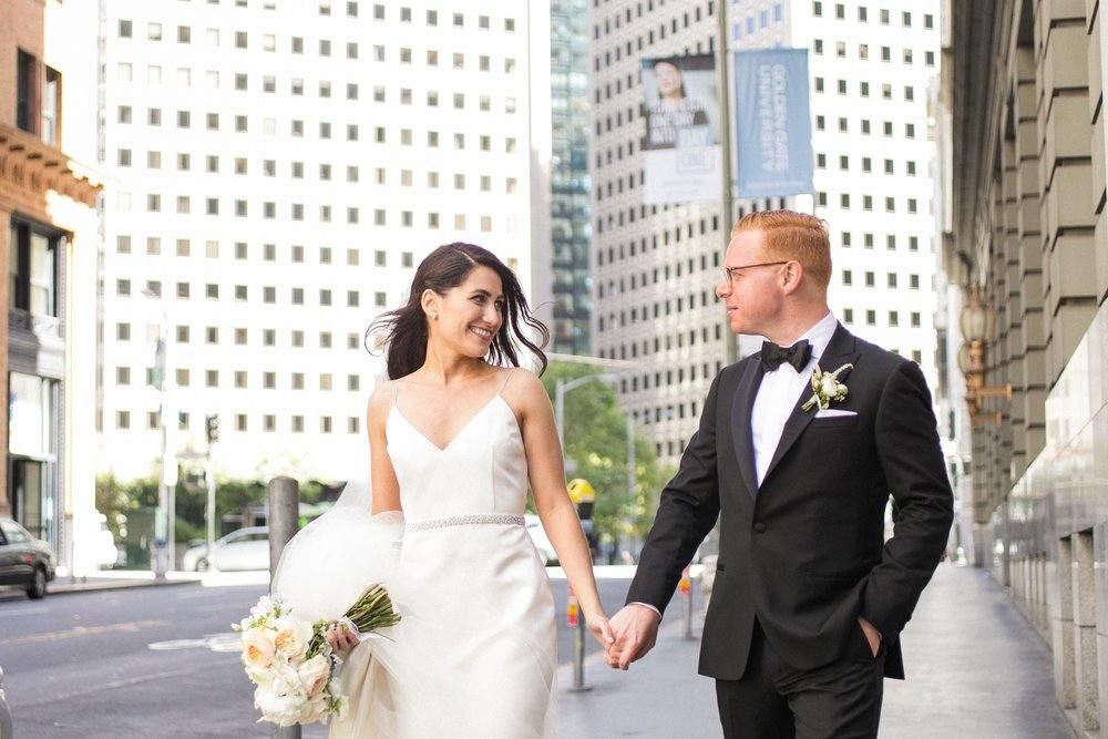 Jason Loves Jessica: City Club San Francisco Wedding