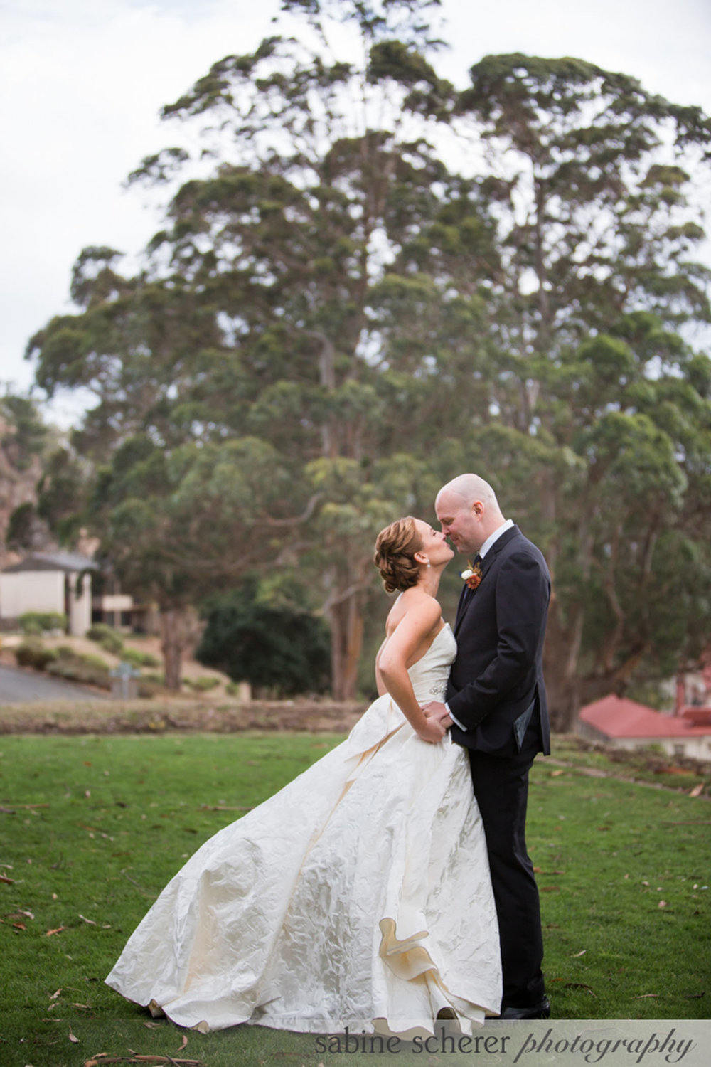 Romantic San Francisco Inspired Wedding at Cavallo Point