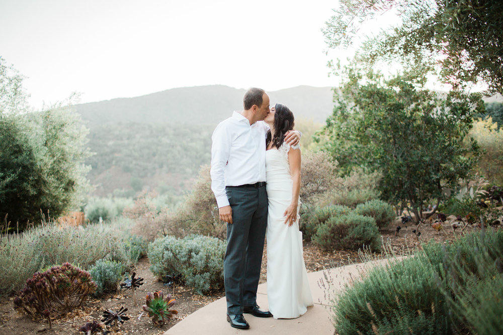 Bernardus Lodge Fall Wedding
