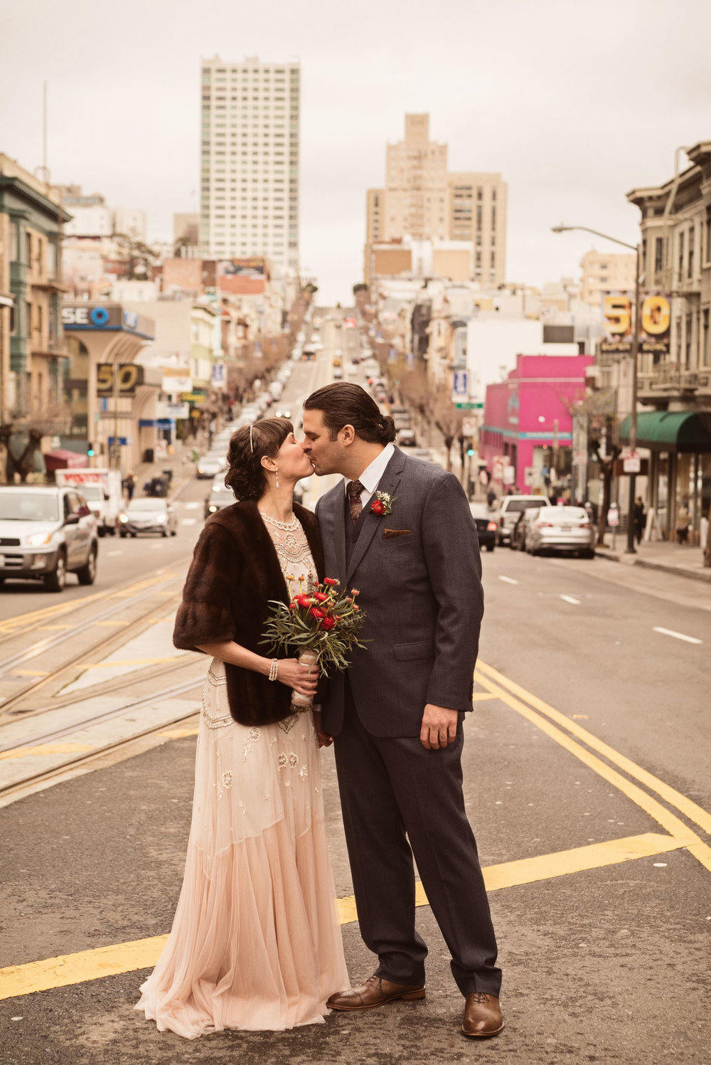 Intimate and Cozy Historic Firehouse 8 Wedding