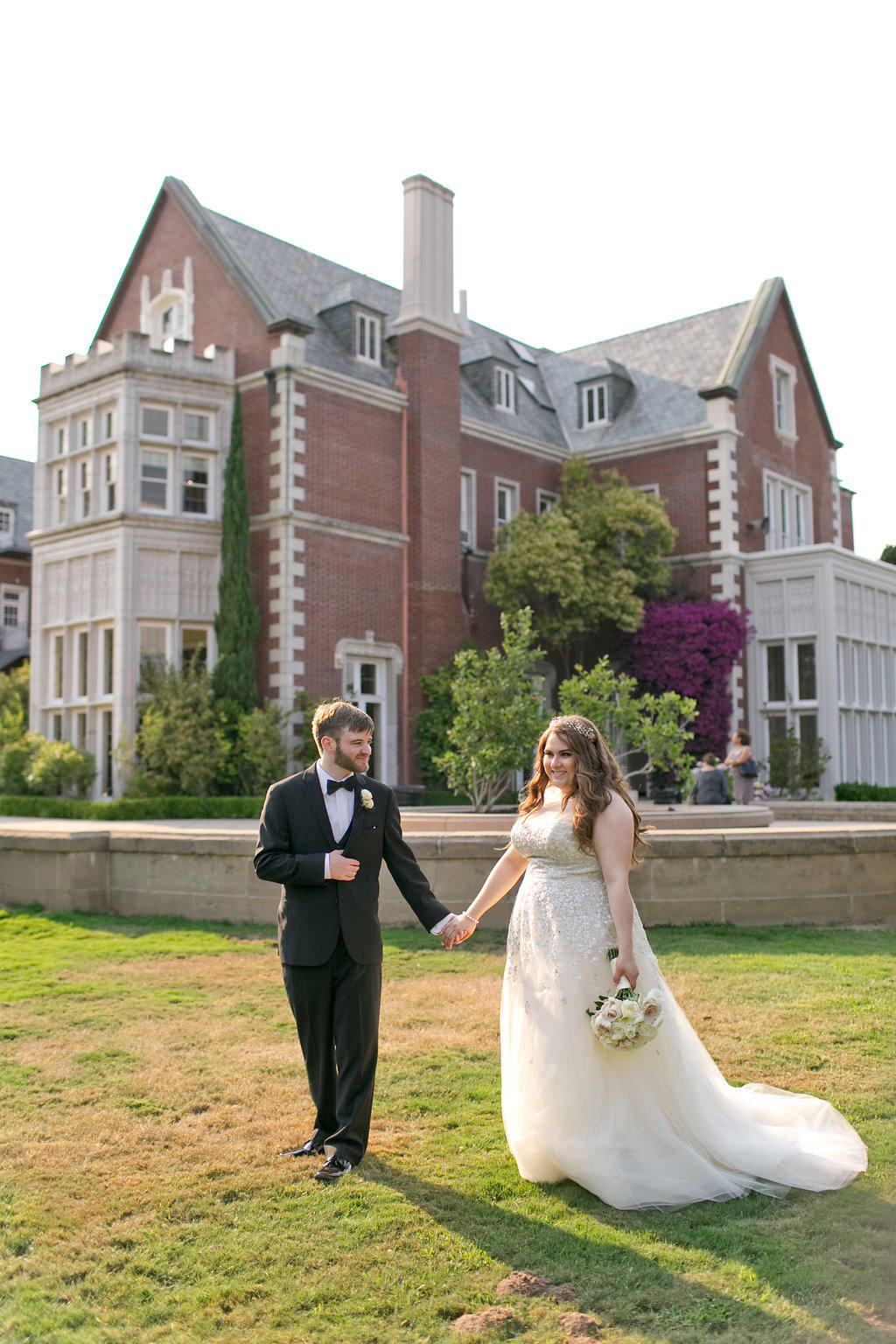 Elegant Formal Kohl Mansion Wedding