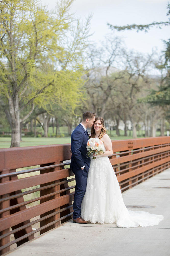Romantic Wine Country Wedding at Silverado Resort
