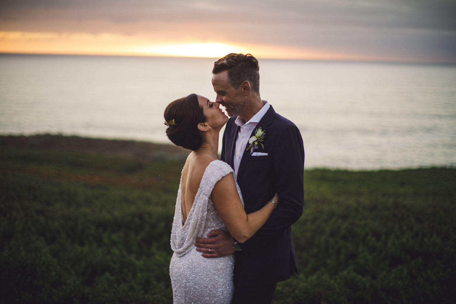 Coastal Chic Timber Cove Wedding