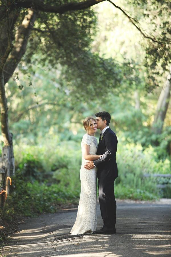 Sand Rock Farm Wedding with Bright Colors and Handmade Details