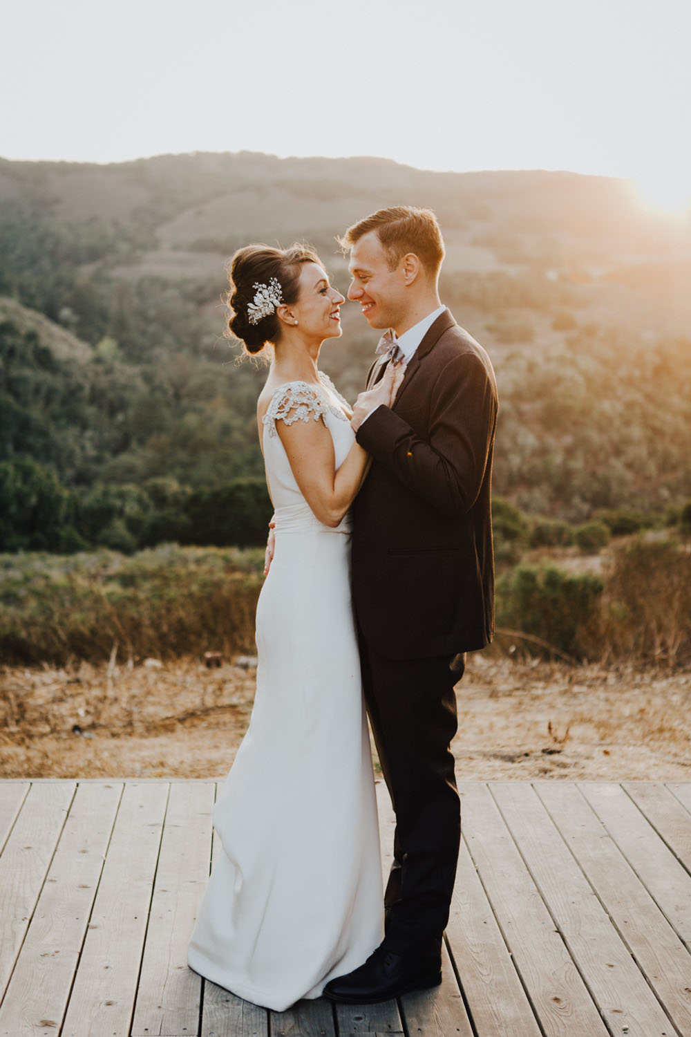 1920's Inspired Wedding at Carmel Valley Ranch