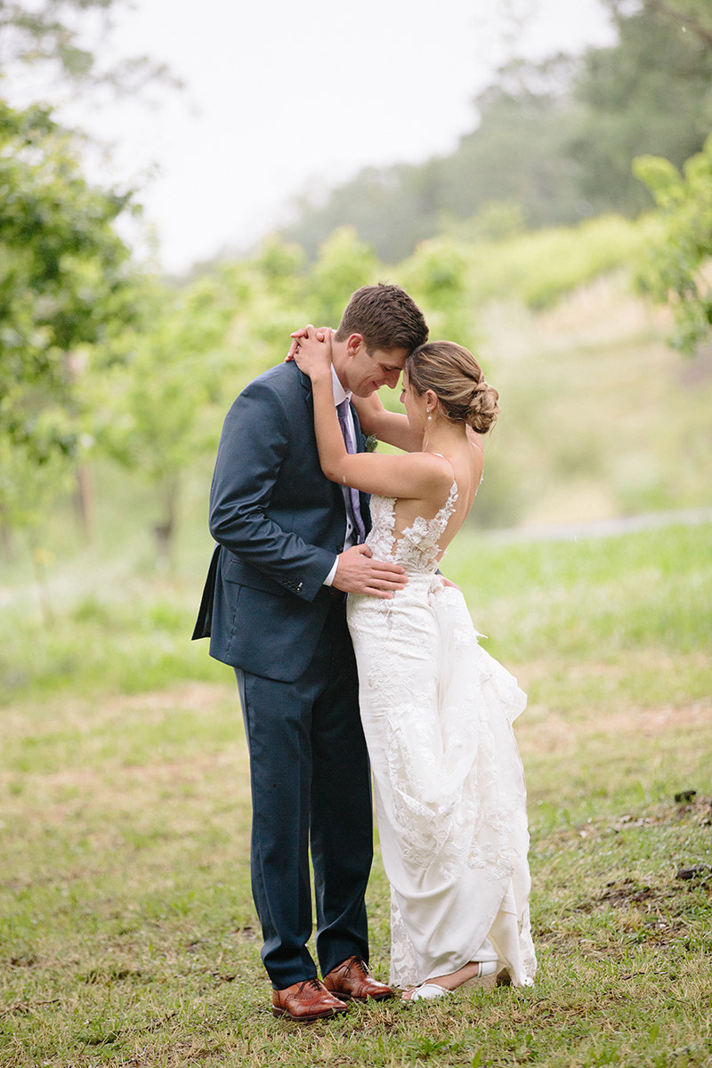 Ryan Loves Rita: A Romantic Rainy Day Wedding at Campovida