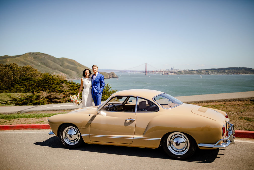 Bright, Fun Wedding at Headlands Center for the Arts