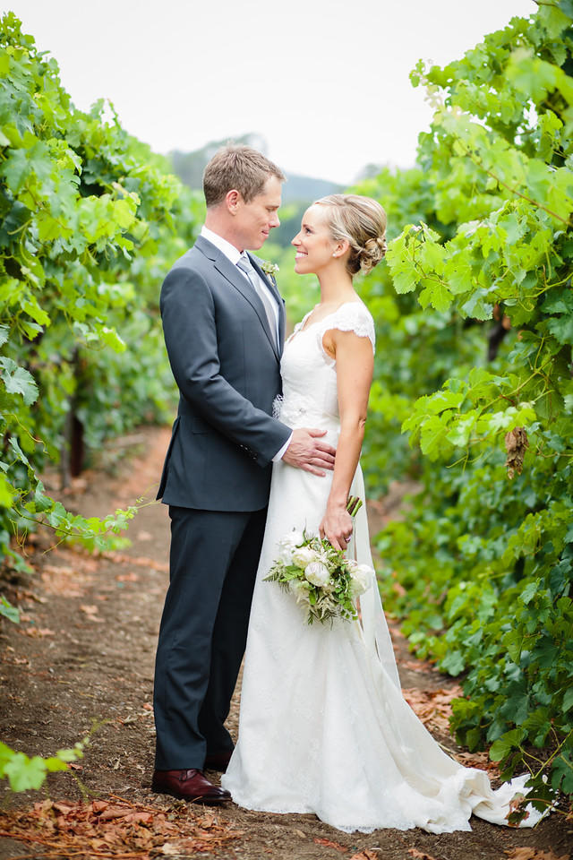 Fun, Eclectic Wedding at Trentadue Winery