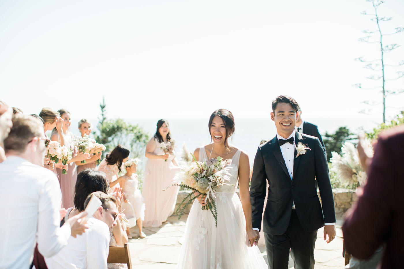 James Loves Brandee: A Coastal Boho Vision at Dipsea Gardens