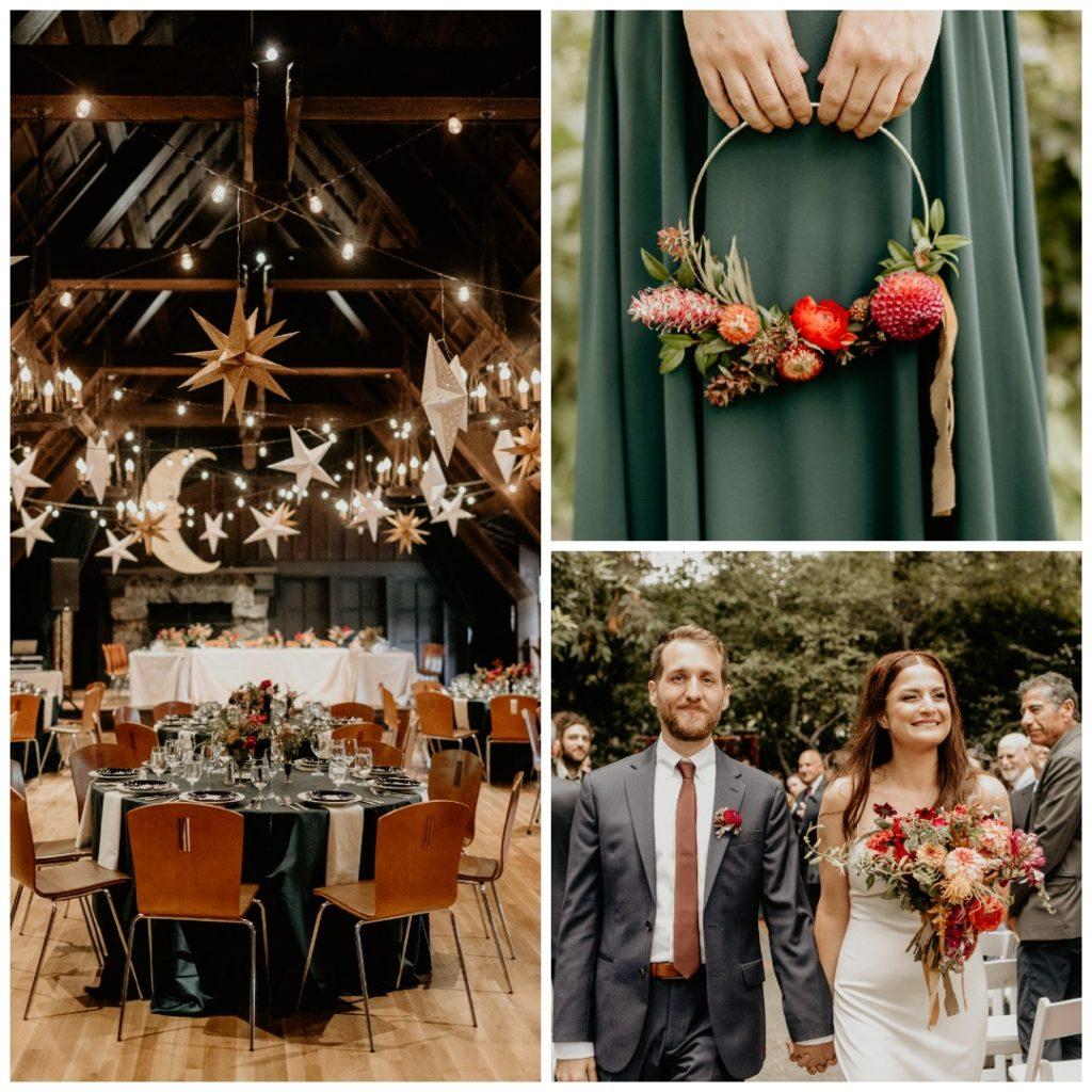 Vintage Celestial Wedding